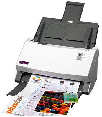 Plustek, Smartoffice, PS4080U, 40ppm, A4, Duplex, Document, Scanner,