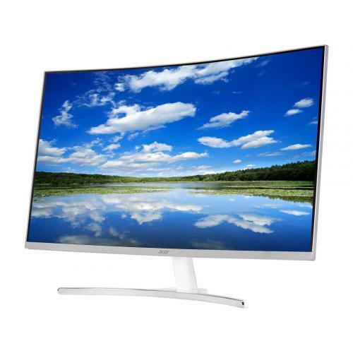 Acer, ED322Q, 31.5, LED, LCD, Monitor,