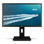 Acer, B246HL, 24, Inch, TN, LED, 5ms, VESA, mount, Height, Adj, Speaker,