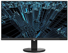 AOC, U2790VQ, 27, Inch, 4K, UHD, ClearVision, Frameless, IPS, Monitor,
