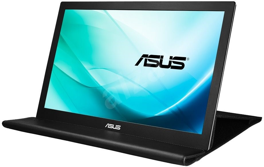 ASUS, MB169B+, 15.6, Inch, Portable, IPS, USB-powered, Monitor,