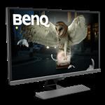 BENQ, EW3270U, 31.5, 4K, UHD, HDR, LED, Home, Entertainment, Monitor,