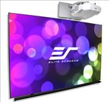 Elite, Screens, 90, 16:10, Thin, Edge, Projection, Whiteboard,