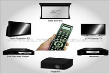 Elite, Screens, ZR800D, UNIVERSAL, LEARNING, REMOTE, CONTROL,