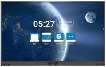 70 - 79 inch Touch/Hitachi: Hitach, 75, UHD, Touchscreen, with, Mirroring, and, Annotation,