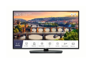 LG, COMMERCIAL, HOTEL, (UT665H), 49, UHD, TV, 3840x2160, HDMI, LAN, SPKR, PRO:CENTRIC, S/W, 3YR,
