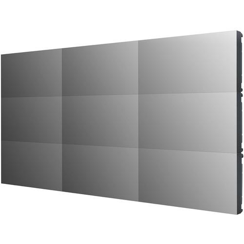 LG, VIDEO, WALL, (SVM5F), 55, FHD, 500NITS, HDMI, DVI-D, DP, USB, BEZEL(T/B/L/R-0.44MM), VESA, 3Y,