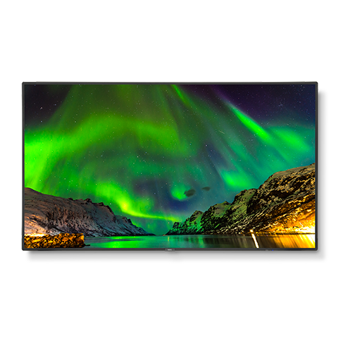 NEC, 65, 4K, UHD, Commercial, Display,