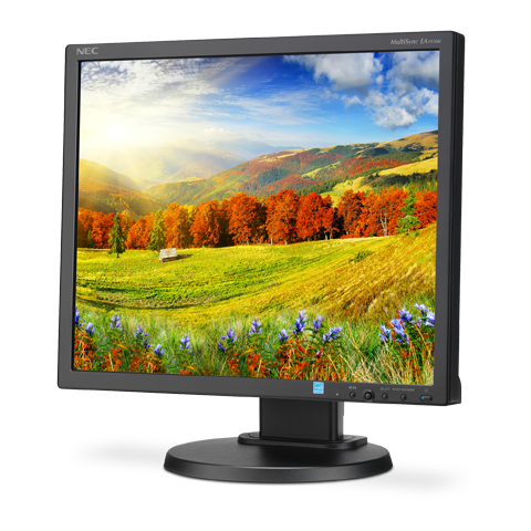 "NEC, EA193Mi-BK, LED, /, 19""/, 5:4/, 1280, x, 1024/, 1000:1/, 6ms/, AH-IPS, Panel/, VGA, DVI, DP/, Speakers,"