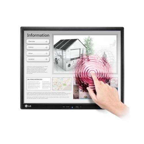 LG, 19, Touch, Screen, LCD, Monitor, 1280, x, 1024, Resolution, VESA, (19MB15T-B),