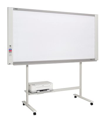 Visionchart, M-18W, 2, Screen, Colour, Electronic, Copy, Board, 1800x910cm,