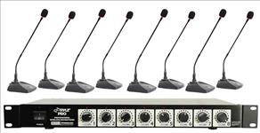 Pyle, 8-Ch., Conference, Wireless, Microphone, System,