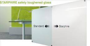 Visionchart, Coloured, Starphire, Premium, Glassboard, -, 1200, x, 2400mm,