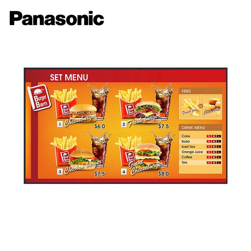 Panasonic, TH-55EQ1W, 55, Commercial, Display,