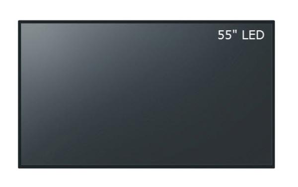"Panasonic, 55"", LCD, -, Full, HD, (1920, x, 1080), with, FREE, Atdec, Telehook, 30-60, Wall, Mount,"