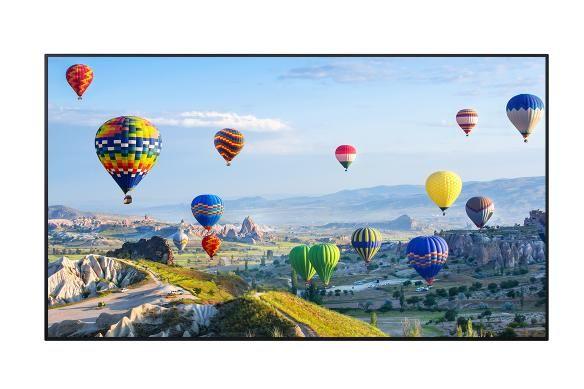Panasonic, 98, 4K, (3840, x, 2160), LED, 500, cd/m2, Brightness, Display, Panel,