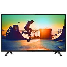 Philips, 6133, 55, 4K, UHD, Ultra, Slim, Smart, LED, TV,