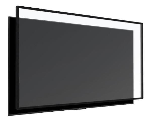 Sony, 75, Touch, Overlay, w/10, Points, of, Touch, USB, Connection, 3, Years, Warranty,