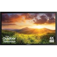 "SunBriteTV, 43"", Landscape, MONITOR, (no, tuner)., Aluminum, Powder, Coated, Exterior, 4K, U,"
