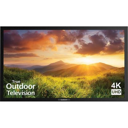 """SunBriteTV, 65"""", Landscape, MONITOR, (no, tuner)., Aluminium, Powder, Coated, Exterior, 4K,"""