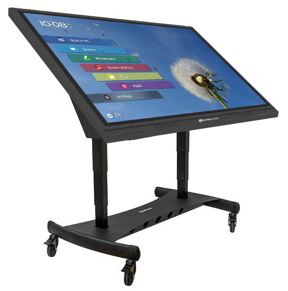 TouchBoard, Table, Easel, system, -, for, Screens, up, to, 65,