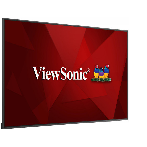 Viewsonic, 86, 4K, SLIM, BEZEL, WIRELESS, PRESENTATION, DISPLAY,
