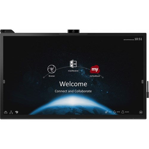 Viewsonic, VIEWBOARD, 70-SERIES, 65, 4K, Interactive, Display,