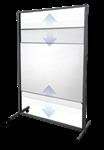 Visionchart, MOBILE, W/BOARD, ASPIRE, V/SLID, 1200x900x4,