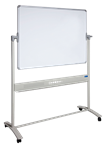 Visionchart, MOBILE, PORCELAIN, WHITEBOARD, 1200X1200MM,