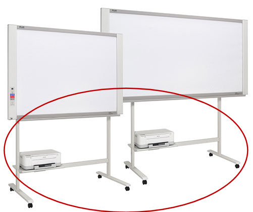Visionchart, Electronic, Copyboard, Floor, Stand,