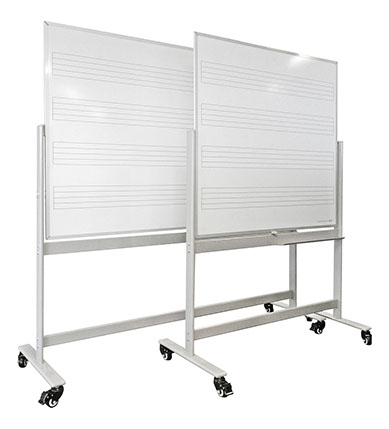 Visionchart, MOBILE, MUSIC, WHITEBOARD, 1800X1200MM,