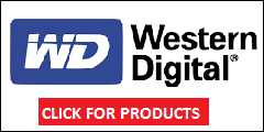 Western Digital Tower NAS
