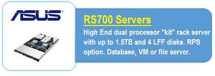 ASUS RS700 Servers
