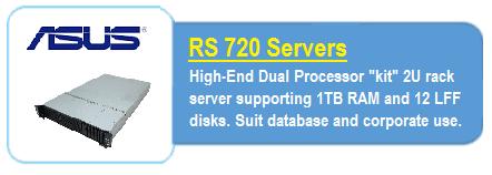 ASUS RS720 Servers