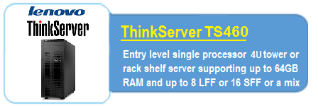 Lenovo ThinkServer TS460