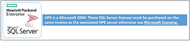 HPE SQL Server