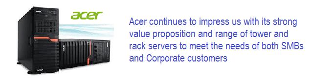 Acer Servers