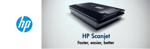 HP scanjet