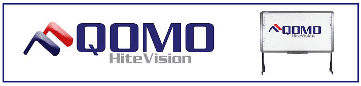 QOMO Interactive Whiteboards