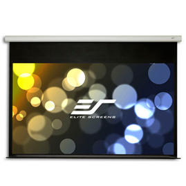 Elite, Screens, PM100HT2-E12, 100, PowerMax, Pro, Motorised, 16:9, Electric, Screen, FLOATING, WALL, MOUNT, IR, RF, &, 12V,
