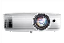 Optoma, EH412ST, Bright, 4000, Lum, Short, Throw, 1080p, Projector,