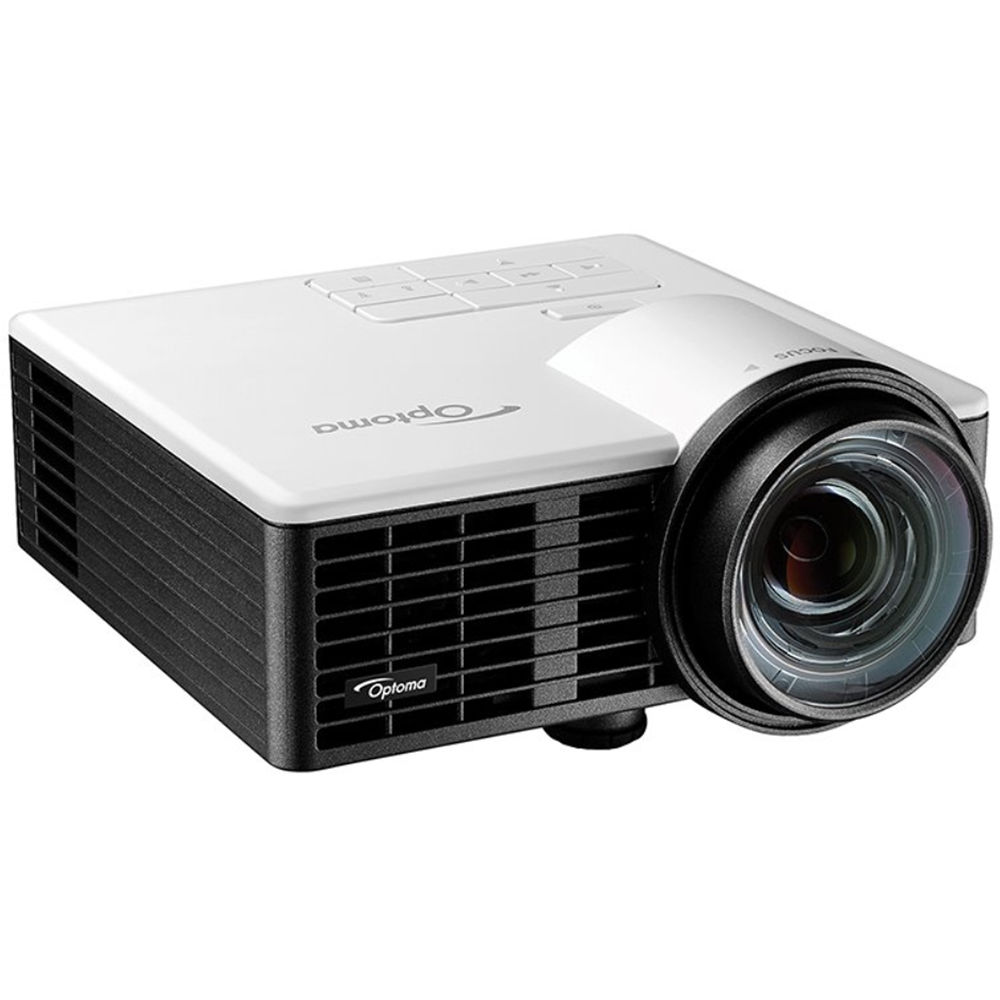 Optoma, ML750ST, 800, Lum, WXGA, Mobile, Short, Throw, LED, Projector,