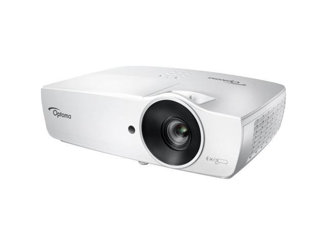 Optoma, W460, Bright, 4600, Lum, WXGA, Projector,