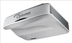Optoma, ZH400UST, 1080p, 4000, Lum, Ultra, Short, Throw, Laser, Projector,