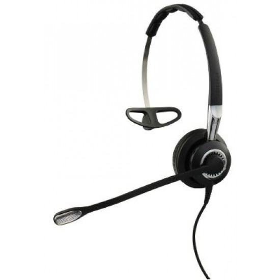 Jabra, (2406-820-205), Jabra, BIZ, 2400, II, Mono, Noise-Cancelling, QD, 3in1, Wearing, Style, Headset,