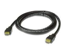 ATEN, 5M, High, Speed, HDMI, Cable, with, Ethernet., Support, 4K, UHD, DCI, up, to, 4096, x, 2160, @, 30Hz,