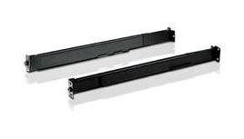 Aten, (2X-011G), Short, bracket, Easy-Installation, rack, mount, kit, for, 57-70cm, racks,