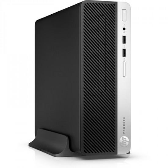 HP, ProDesk, 400, G5, SFF, (4VS63PA), i5-8500, 8GB(1x8GB)(DDR4), 1TB, DVDRW, W10P-64b, 1YR, Onsite,