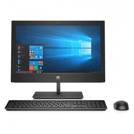 HP, ProOne, 400, G4, Non-Touch, AiO, (4WL43PA), i3-8100T, 4GB(1x8GB), 500GB, 23.8, (1600x900), DVDRW, W10Home-64b, 1YR, Onsite,