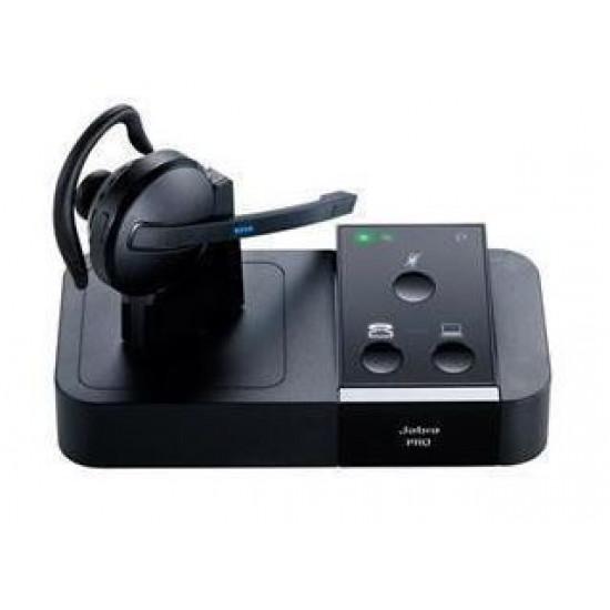 Jabra, (9450-25-507-103), PRO, 9450, Mono, Wireless, Headset,
